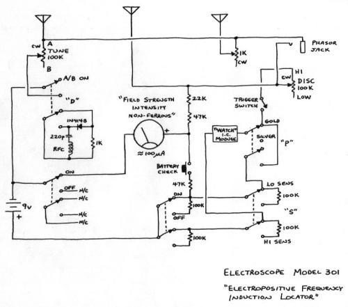 Geotech LRLs - Electroscope 301</TITLE>